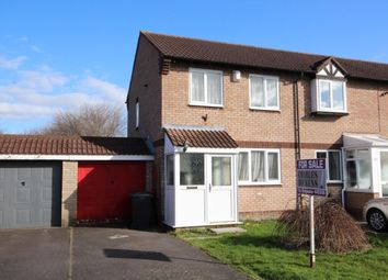 Thumbnail End terrace house for sale in Linley Close, Bridgwater