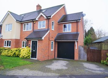 Thumbnail 5 bed semi-detached house for sale in Wheatmore Grove, Sutton Coldfield