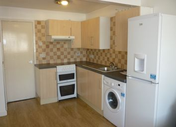 Thumbnail 1 bedroom maisonette to rent in Leicester Road, Luton, Beds
