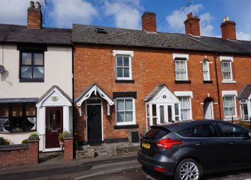 2 bed terraced house for sale in Station Road, Knowle, Solihull B93