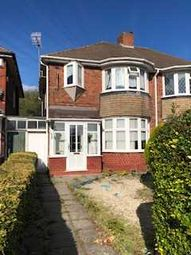 Thumbnail 3 bed semi-detached house to rent in Kings Road, Sutton Coldfield