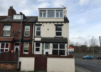 Thumbnail 3 bed terraced house to rent in Compton Crescent, Leeds