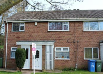 Thumbnail 2 bed maisonette for sale in Larkspur Close, Forest Town, Mansfield