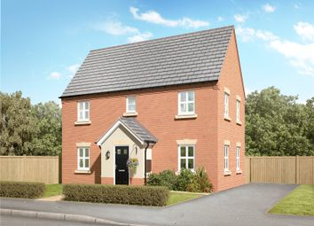 Thumbnail 3 bedroom detached house for sale in Deerpark, Kingshill, Huncoat, Accrington, Lancashire