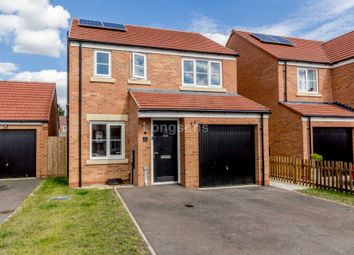Thumbnail 3 bedroom detached house to rent in Spelman Way, Narborough, King's Lynn