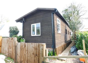 Thumbnail 1 bed mobile/park home for sale in Hill Farm, Northwood Lane, Bewdley