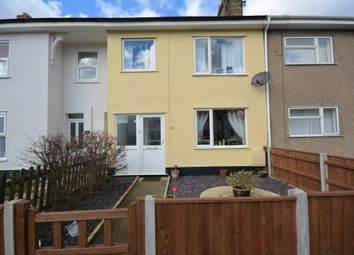 Thumbnail 3 bed terraced house for sale in Clemence Street, Lowestoft