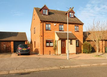 Thumbnail 5 bed detached house for sale in Woodberry Road, Wickford
