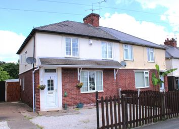 Thumbnail 3 bed semi-detached house for sale in Cemetery Road, Doncaster