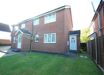 Thumbnail 1 bedroom maisonette for sale in Glenway Close, Great Horkesley, Colchester
