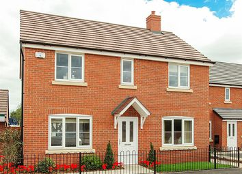 "Thumbnail 4 bed detached house for sale in ""The Chedworth"" at Quarry Hill Road, Ilkeston"