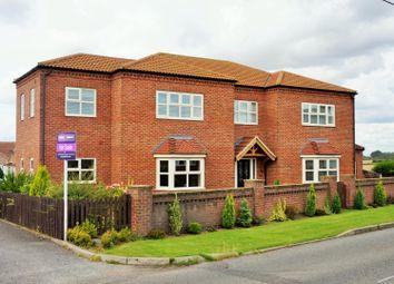 Thumbnail 5 bed detached house for sale in Arrandale, Scotter, Gainsborough