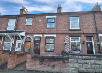 Thumbnail 3 bed terraced house for sale in South Uxbridge Street, Burton-On-Trent