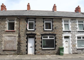 Thumbnail 3 bed terraced house for sale in 40 Park Street, Penrhiwceiber, Mountain Ash, Rhondda Cynon Taff