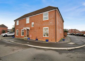 Thumbnail 4 bed detached house for sale in Darling Close, Stratton, Wiltshire
