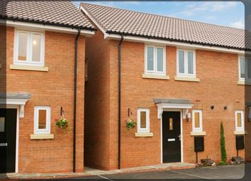 Thumbnail 3 bed semi-detached house to rent in Barnard Park, Kingswood, Hull