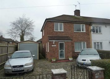 Thumbnail 3 bedroom end terrace house to rent in Wansford Park, Borehamwood