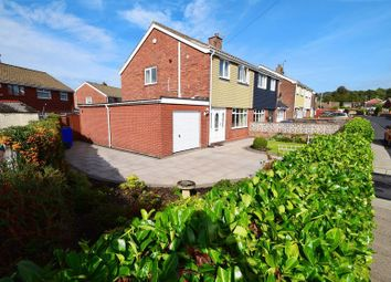Thumbnail 3 bed semi-detached house for sale in Millfield Crescent, Milton, Stoke-On-Trent