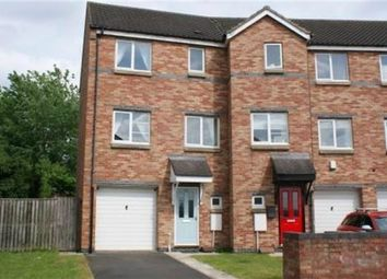 Thumbnail 4 bed end terrace house to rent in Bridges View, Village Heights, Gateshead, Tyne And Wear