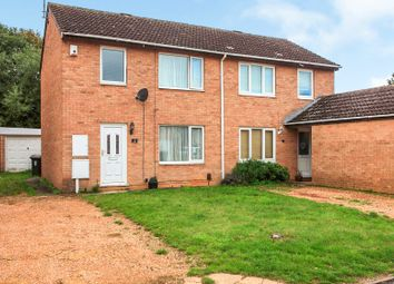 Thumbnail 3 bed semi-detached house for sale in Kirkstall, Orton Goldhay, Peterborough