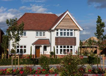 Thumbnail 4 bedroom detached house for sale in 64 The Balmoral, Redrow At Abbey Farm, Lady Lane, Swindon, Wiltshire