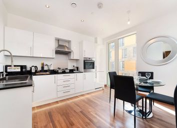 1 bed flat for sale in Telcon Way, London SE10