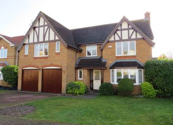 Thumbnail 5 bed property for sale in Balland Way, Wootton, Northampton