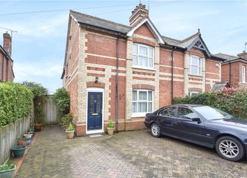 Thumbnail 4 bed semi-detached house for sale in Kings Road, Blandford Forum, Dorset