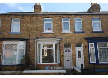 Thumbnail 2 bed terraced house to rent in Fairfax Street, Scarborough