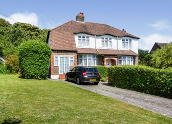 Thumbnail 4 bed detached house for sale in Ring Road, Lancing