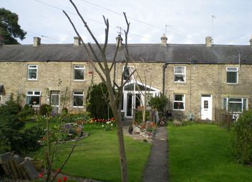 Thumbnail 1 bed terraced house for sale in Wear Terrace, Bishop Auckland, County Durham