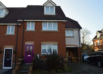 Thumbnail 3 bed property for sale in Reservoir Close, Greenhithe, Kent
