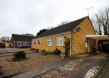 Thumbnail 2 bed semi-detached bungalow for sale in Shepheard Close, North Walsham