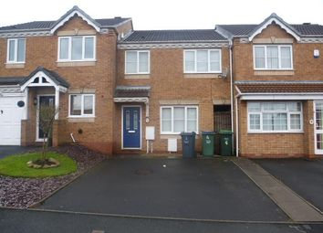 Thumbnail 3 bedroom property to rent in Rugeley Close, Tipton