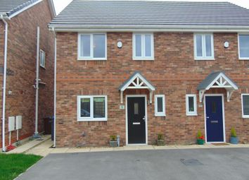 Thumbnail 4 bed semi-detached house for sale in 9 Old Manor Farm Close, Greenacres, Oldham