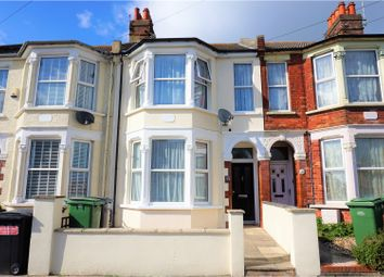 Thumbnail 3 bed terraced house for sale in Moscow Road, Hastings