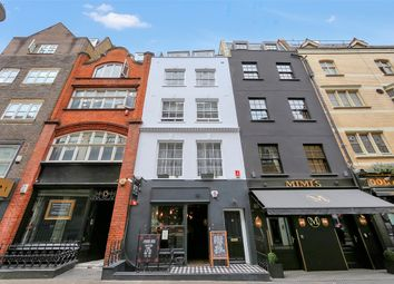 Thumbnail 1 bed flat for sale in Bateman Street, Soho, London