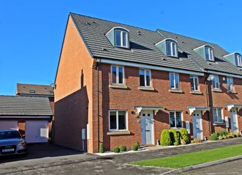 Thumbnail 3 bedroom end terrace house for sale in Anglian Way, Stoke, Coventry