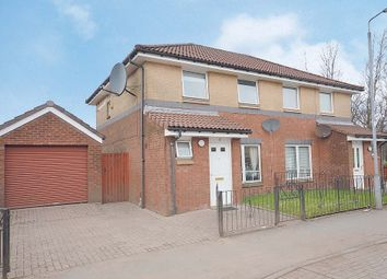 Thumbnail 3 bed semi-detached house for sale in Levenbank Terrace, Jamestown, Alexandria