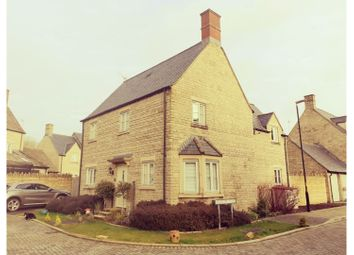 Thumbnail 4 bed detached house for sale in Beecham Close, Cirencester