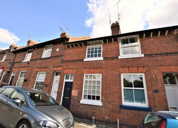 Thumbnail 2 bed terraced house to rent in Church Street, Oadby, Leicester