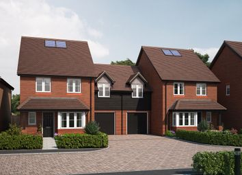 Thumbnail 3 bed semi-detached house for sale in Bell Lane, Birdham, Chichester