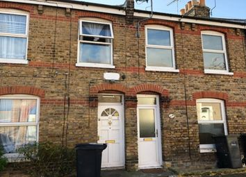 Thumbnail 2 bedroom terraced house to rent in Brockley Road, Margate