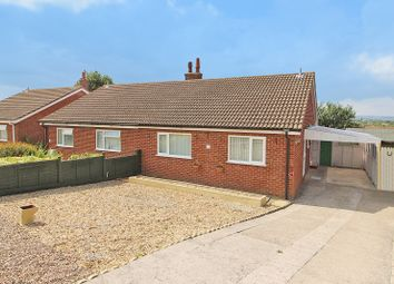 Thumbnail 2 bed semi-detached bungalow for sale in Castle View, Westbury