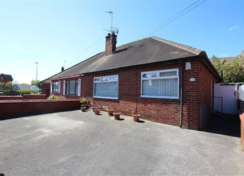 Thumbnail 2 bed bungalow for sale in Vicarage Lane, Blackpool