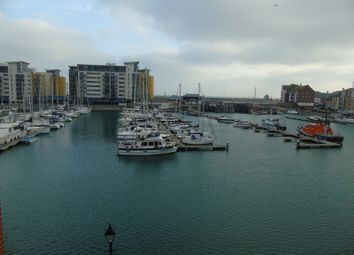 Thumbnail 2 bed flat for sale in Santos Wharf, Eastbourne