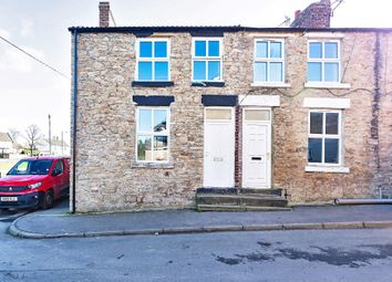 Thumbnail 3 bed end terrace house for sale in 1 Chapel Street, Evenwood, Bishop Auckland, County Durham