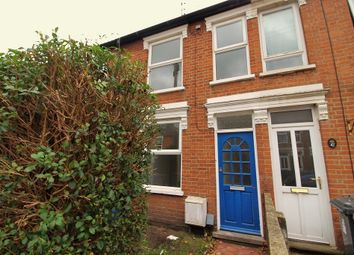 Thumbnail 3 bedroom terraced house to rent in Pearce Road, Ipswich