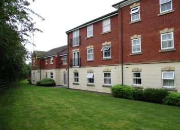 Thumbnail 2 bed flat for sale in Loughland Close, Blaby, Leicester