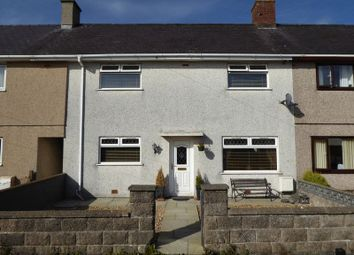 Thumbnail 3 bed terraced house for sale in Dol Beuno, Bontnewydd, Caernarfon
